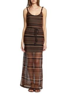 Sanctuary Horizon Multi-Striped Maxi Dress