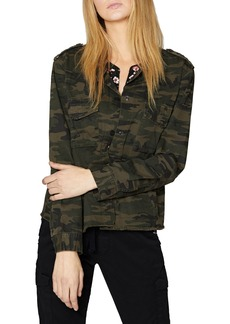 Sanctuary In the Fray Military Jacket