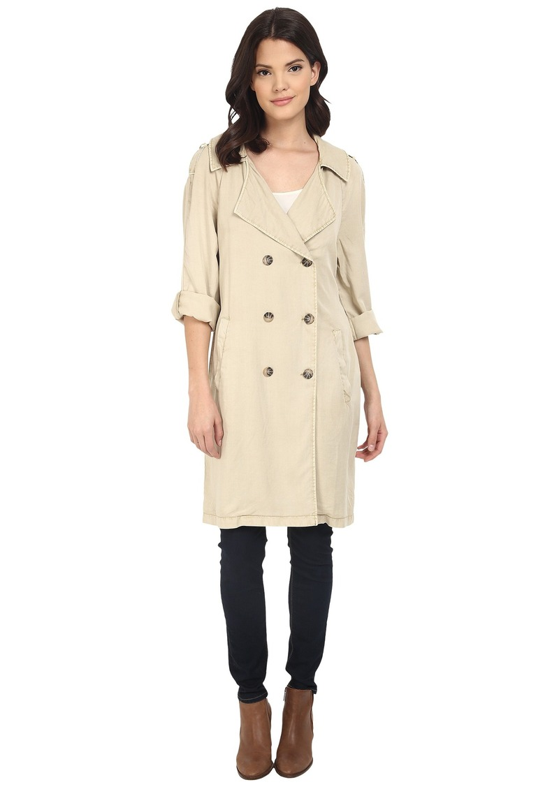 Sanctuary Jane in Paris Trench Jacket