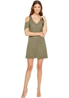 Jolene Bare Shoulder Dress