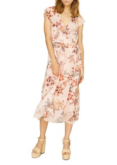 Sanctuary Jolynn Floral Midi Dress