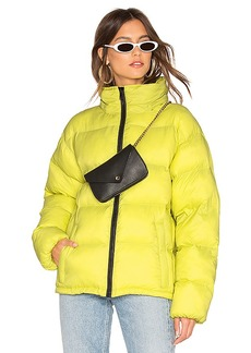 Sanctuary Just Chill Cropped Puffa Jacket