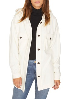Sanctuary Kennie Hooded Jacket (Regular & Petite)