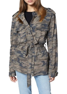 Sanctuary Kinship Camo Print Jacket