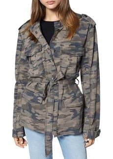 Sanctuary Kinship Surplus Camo Jacket