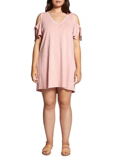 Sanctuary Lakeside T-Shirt Dress (Plus Size)