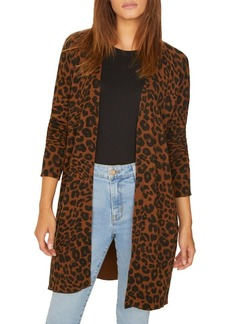Sanctuary Leopard Cardigan