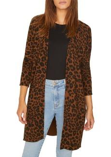 Sanctuary Leopard Cardigan