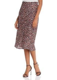 Sanctuary Leopard-Print Everyday Midi Skirt
