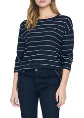 Sanctuary Lina Waffle Knit Tunic Top (Regular & Petite)