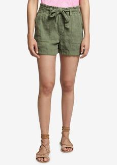Sanctuary Linen Tie-Waist Shorts