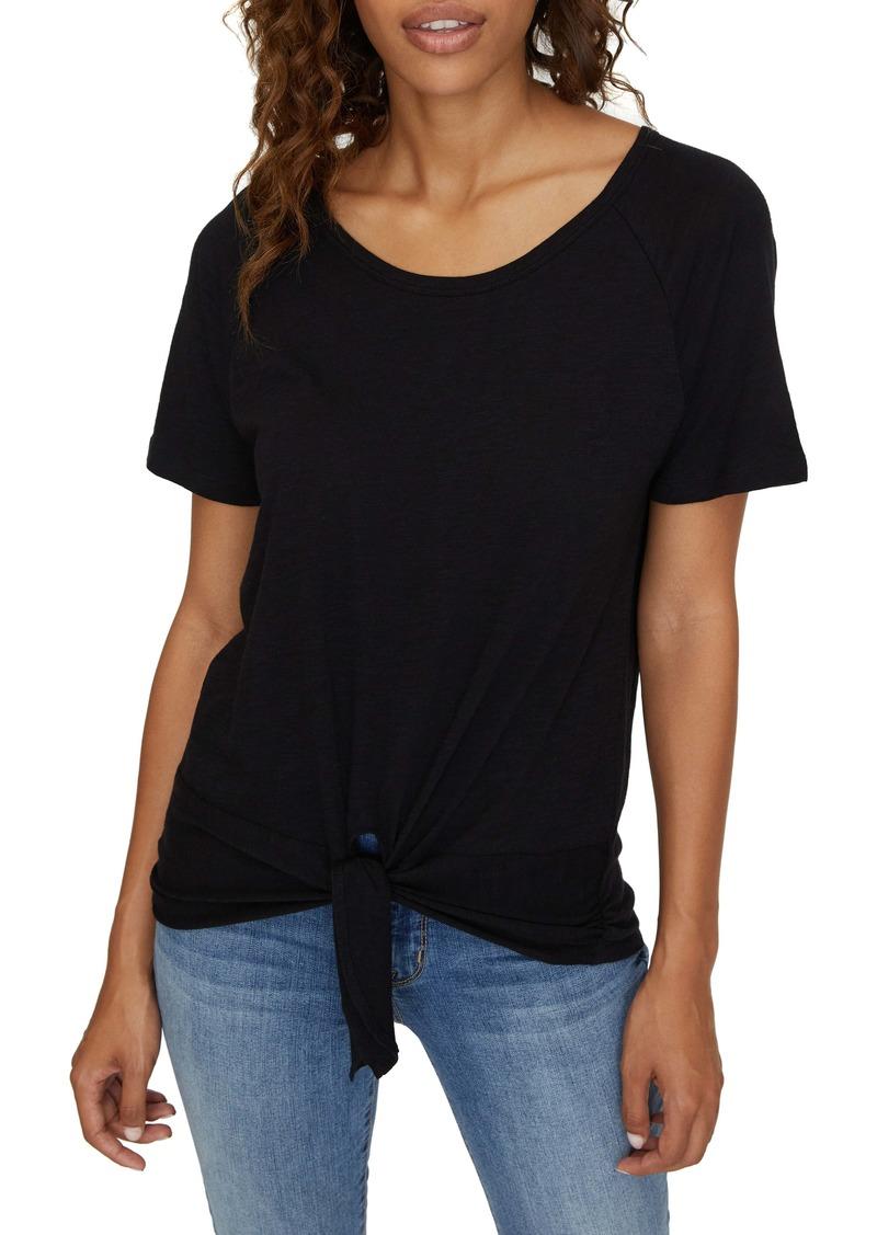 Sanctuary Lou Tie T-Shirt (Regular & Petite)