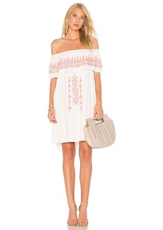 Sanctuary Lulu Dress in Ivory. - size L (also in M,S,XS)