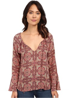 Sanctuary Lyric Boho Top