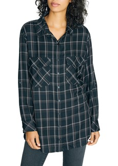 Sanctuary Main St. Boyfriend Tunic Top (Regular & Petite)