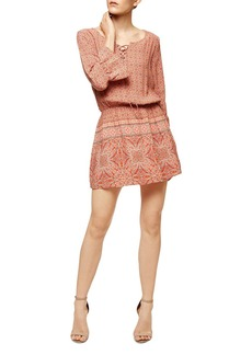 Sanctuary Marrakech Bell Sleeve Dress