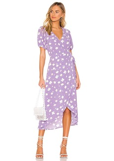 Sanctuary Meadow Wrap Dress