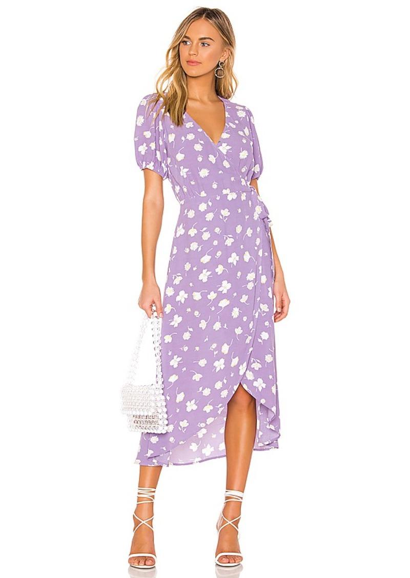 Sanctuary Meadow Wrap Dress