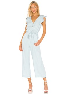 Sanctuary Mica Ruffle Sleeve Jumpsuit