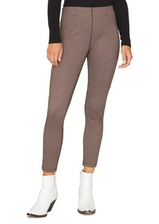 Sanctuary Microcheck Crop Leggings
