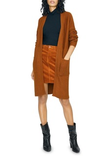Sanctuary Mixed-Knit Duster Cardigan