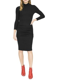 Sanctuary Mockneck Sweater Dress