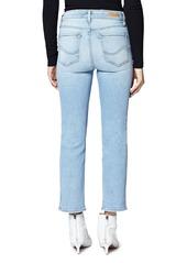 Sanctuary Modern Crop Straight Leg Jeans (Forum Light Blue)