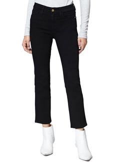 Sanctuary Modern Crop Straight Leg Jeans (Eyeliner)