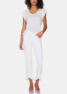 Sanctuary Modern Cropped Straight-Leg Jeans