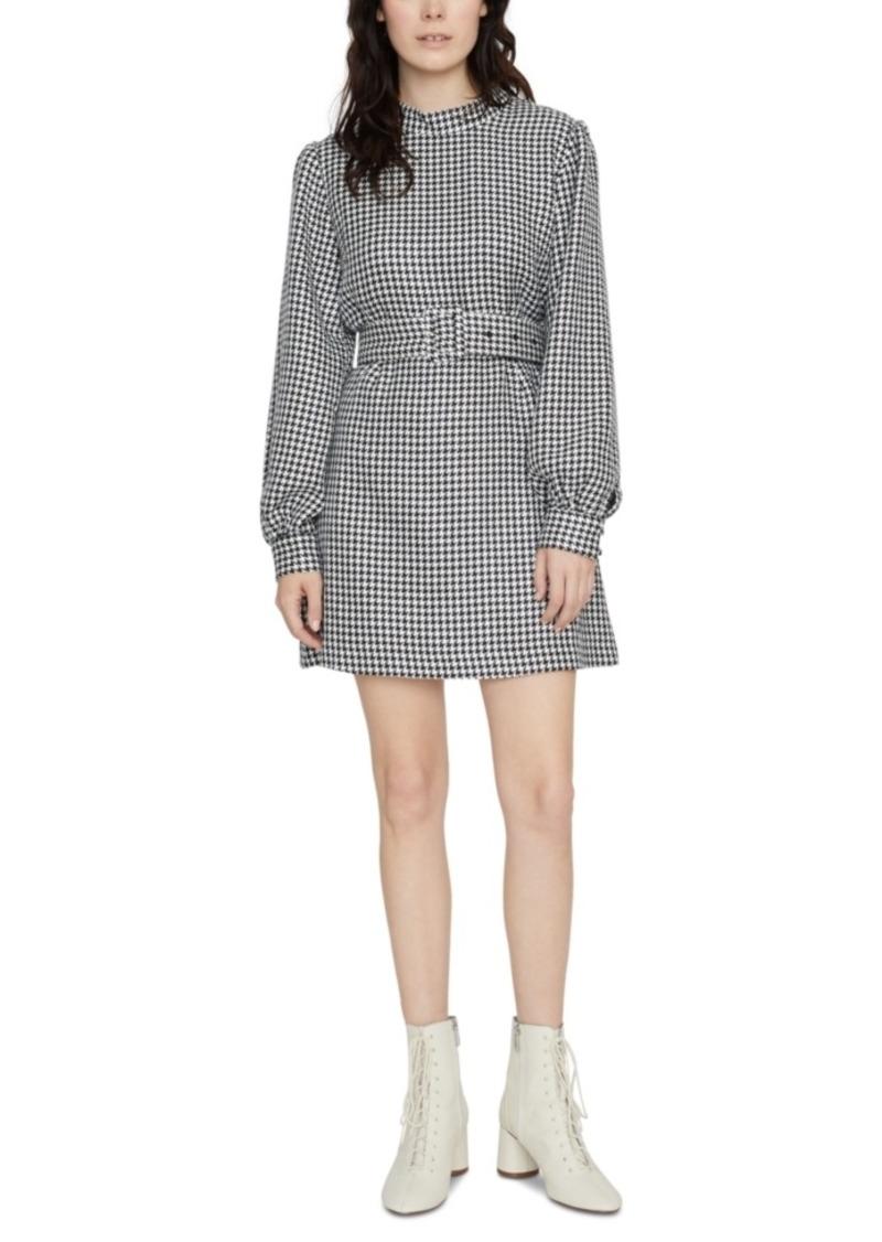 Sanctuary Modern Mock-Neck Mini Dress