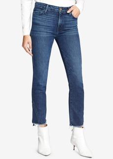 Sanctuary Modern Standard Cropped Straight Leg Jeans