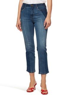 Sanctuary Modern Standard High Waist Crop Jeans (Wren)