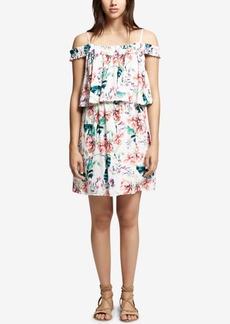 Sanctuary Monaco Printed Popover Dress
