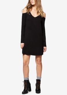 Sanctuary Morgan Cold-Shoulder T-Shirt Dress
