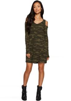 Morgan T-Shirt Dress - Camo