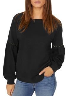 Sanctuary Nico Studded Sweatshirt