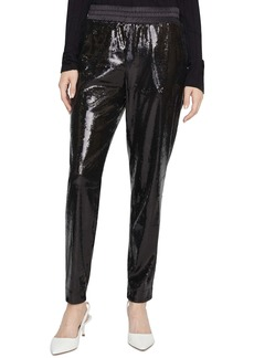 Sanctuary Night Fever Sequin Jogger Pants (Regular & Petite)
