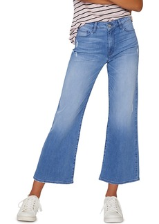 Sanctuary Non Comformist Wide Leg Crop Jeans (Solano Blue)