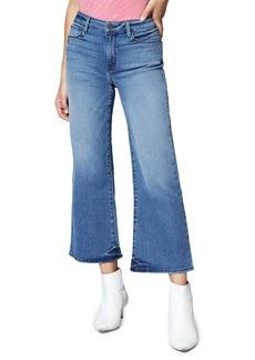 Sanctuary Nonconformist Wide Leg Crop Jeans (Chelsea Blue)