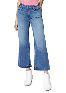 Sanctuary Nonconformist Wide Leg Crop Jeans (Chelsea Blue)