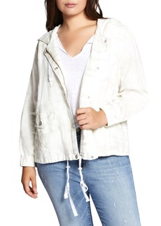 Sanctuary Nova Hooded Jacket (Plus Size)