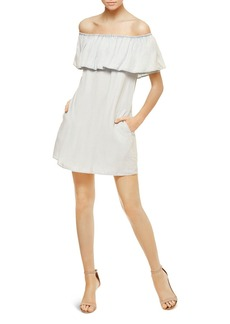 Sanctuary Off-The-Shoulder Stella Dress