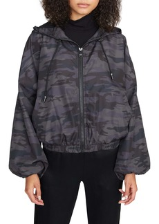 Sanctuary On the Run Hooded Jacket