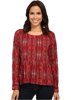 Sanctuary Organic Boho Blouse