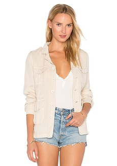 Sanctuary Out Of Africa Jacket in Beige. - size M (also in S,XS)