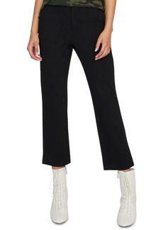 Sanctuary Oxford Cropped Capri Pants
