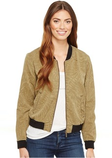 Sanctuary Palmaflage Bomber Jacket