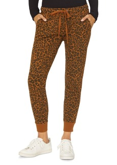Sanctuary Peace Brigade Leopard Jogger Pants