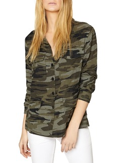 Sanctuary Peace Keeper Camo Jacket