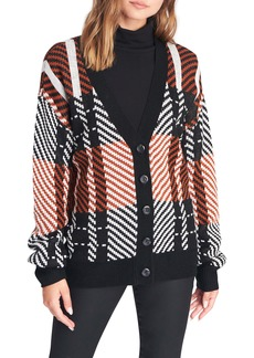 Sanctuary Plaid You Made It Cardigan (Regular & Petite)